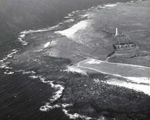 Kalaupapa Airport, Molokai, 1950s.