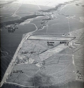 Kipapa Airfield, Oahu, March 21, 1955.