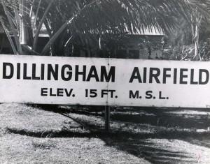 1960s Dillingham Field