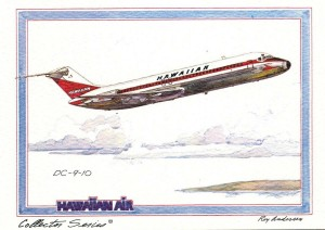 HAL DC 9-10, 1966.