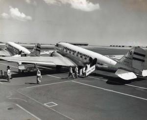 Hawaiian Airlines at Honolulu International Airport.