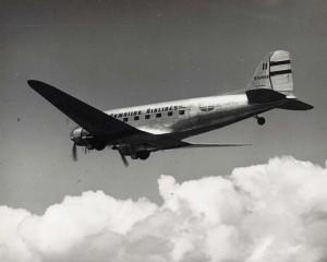 Hawaiian Air Lines.