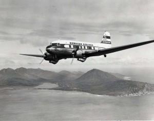 '60s Hawaiian Airlines