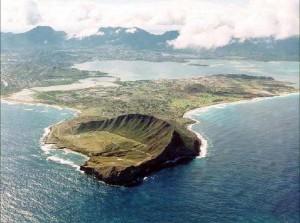 Mokapu Peninsula.