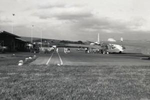 1966-03-22 Molokai Airport, March 22, 1966.Molokai Airport 06