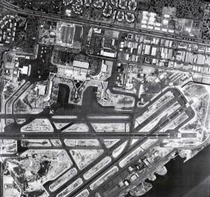 Honolulu International Airport, 1973.