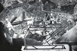 Hickam Air Force Base-Honolulu International Airport Complex, 1977.
