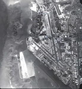 Honolulu International Airport, December 14, 1973.