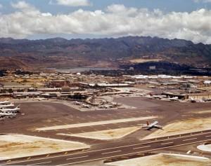 Honolulu International Airport, August 1979.