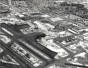 Honolulu International Airport 1971.