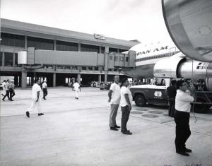 Aircraft at HNL