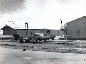 Hilo Airport, 1970s.