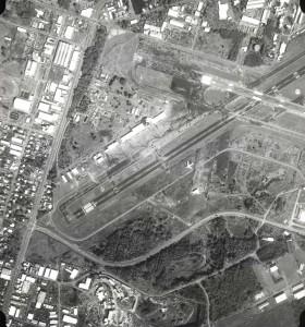 General Lyman Field, Hilo, January 7, 1977.
