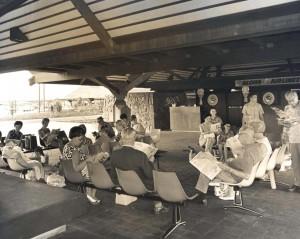 Kona Airport 1970