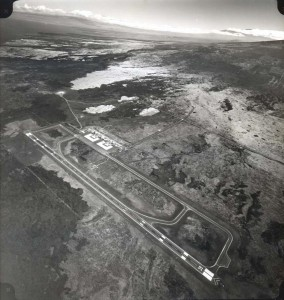 Keahole Airport, October 6, 1971.
