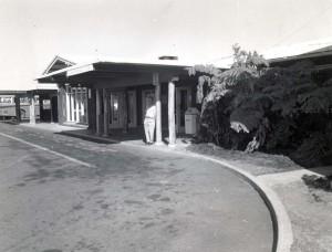 Waimea Kohala Airport, 1971