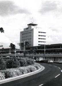 Honolulu International Airport 1970s.