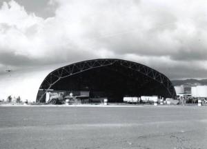 Hangar 8, Honolulu International Airport 1970s.