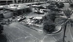 Honolulu International Airport, April 1974.
