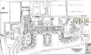 Honolulu International Airport Master Plan, 1975.