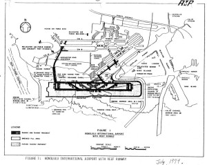 Honolulu International Airport Master Plan, 1979.