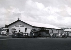 Lihue Airport Freight Terminal, 1970s