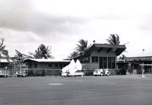 Lihue Airport Restaurant, 1970s