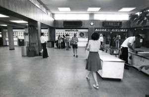 Lihue Airport, December 3, 1974