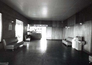 Hana Airport, August 9, 1972.