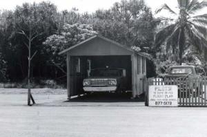 Hana Airport, September 25, 1979.