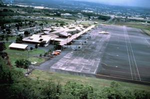 Hilo International Airport 1981.