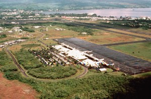 Hilo International Airport August 1988.