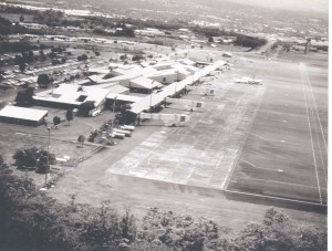 Hilo International Airport, Hawaii, 1989.