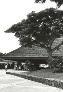 Keahole Airport, Kailua-Kona, Hawaii, 1985.
