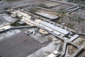 Honolulu International Airport, 1987.