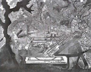 Hickam Air Force Base and Honolulu International Airport, June 15, 1989.