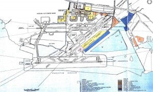 Honolulu International Airport Master Plan, 1989.