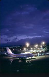 Interisland Terminal, Honolulu International Airport, 1987.