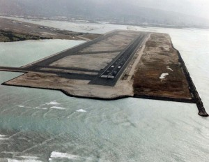 Reef Runway, Honolulu International Airport, 1980s.