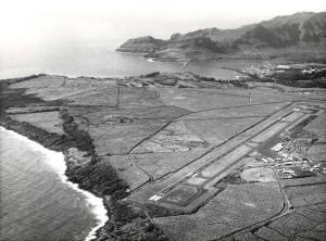 Lihue Airport, Kauai, October 27, 1980