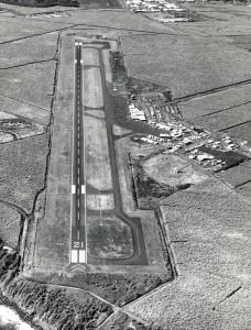 Lihue Airport, Kauai, October 27, 1980.