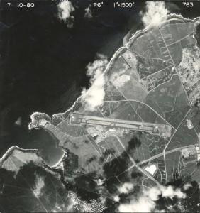 Lihue Airport, Kauai, July 30, 1980.