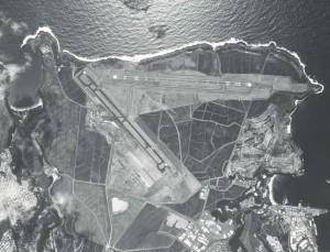 Lihue Airport, Kauai, May 31, 1984.