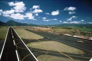 Lihue Airport 1987
