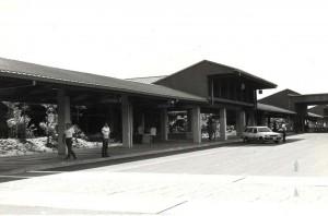 Lihue Airport Terminal, Kauai, February 1987.