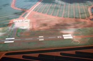 Lanai Airport August 1988
