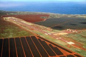 Lanai Airport 1989