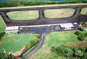 Hana Airport November 1989