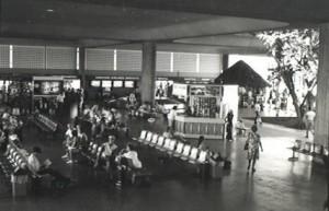 Terminal, Kahului Airport, 1981