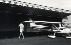 Groundbreaking ceremony, General Aviation improvements, Kahului Airport, Maui, 1981.